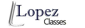 Lopez Classes Logo