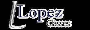 Lopez Classes Logo